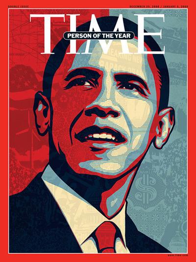 Обама стал человеком года по версии Time . Изображение № 2.