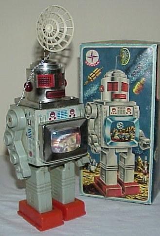 Ретро роботы. Изображение № 9.