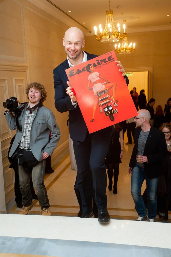 Презентация Esquire в Украине. Изображение № 24.
