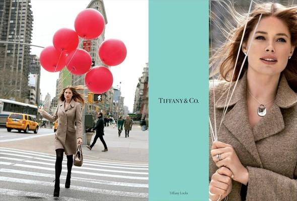 Кампания: Даутзен Крус для Tiffany & Co. Изображение № 2.