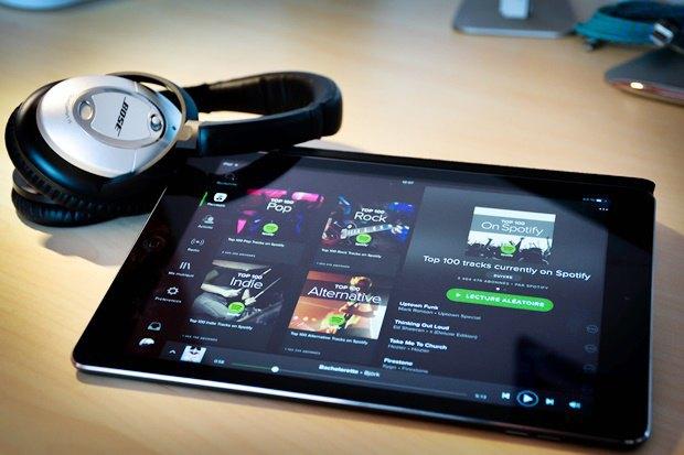 Spotify отказался от планов по работе в России. Изображение № 1.