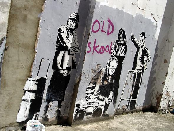 Стрит-арт в Лондоне. Изображение № 1.