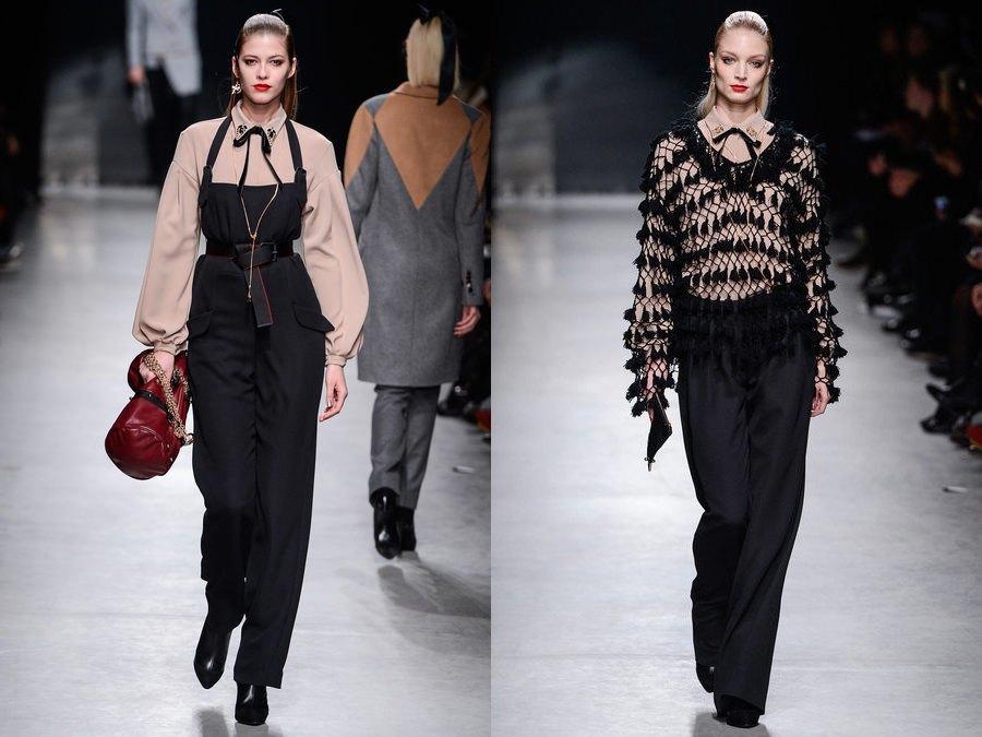 Неделя моды в Париже:  Дни 1 и 2. Изображение № 29.