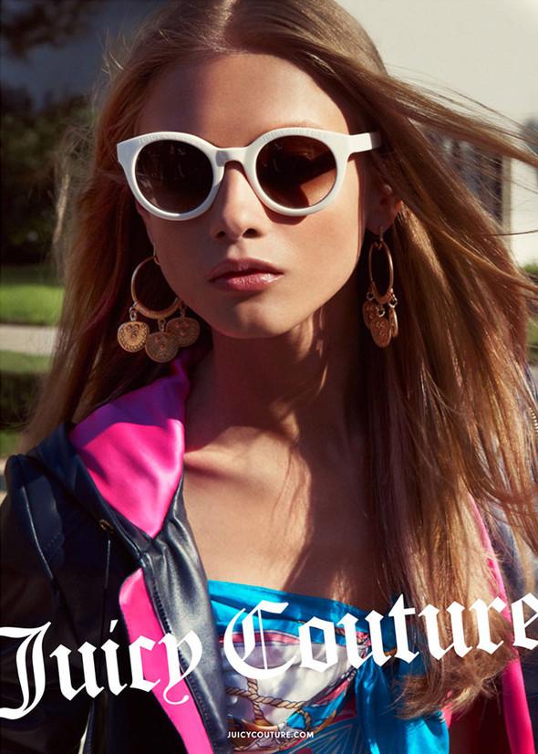 Кампания: Анна Селезнева для Juicy Couture. Изображение № 6.