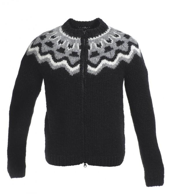 """Вяжем исландский свитер """"лопи"""". Изображение № 1."""