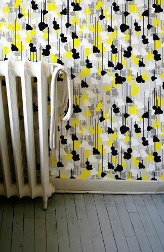 Сколько стоит нарядить стены в нарядные обои?. Изображение № 30.