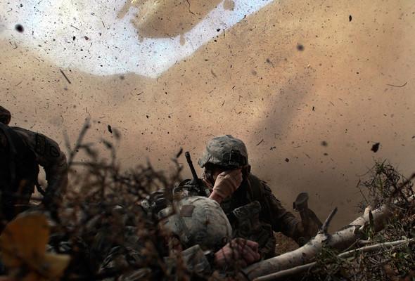 Афганистан. Военная фотография. Изображение № 174.