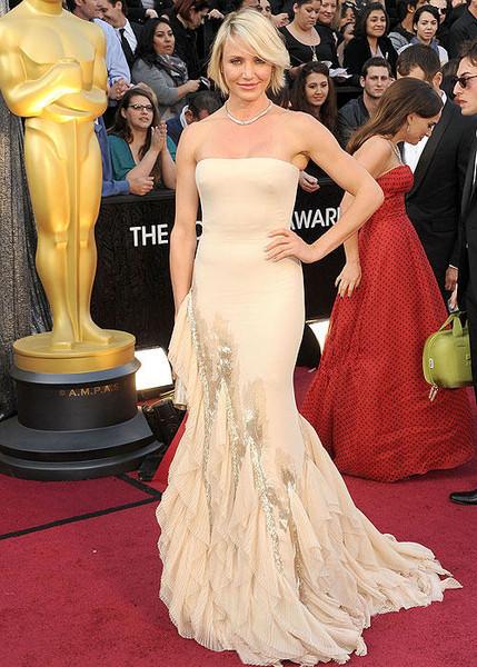 «Оскар»-2012: Красная дорожка. Изображение № 13.