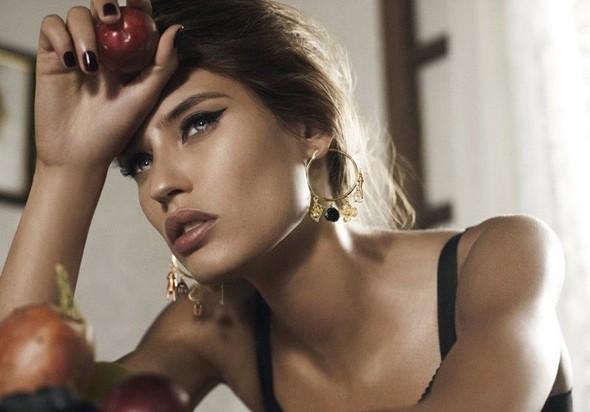 Кампания: Бьянка Балти для Dolce & Gabbana. Изображение № 3.