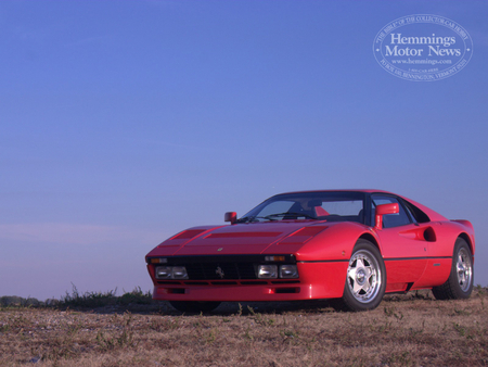 Ferrari 288 GTO. Изображение № 1.