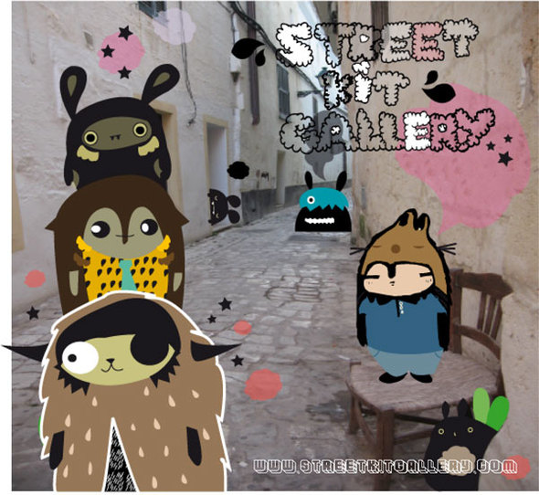 STREET KIT GALLERY — CHECK IT OUT!. Изображение № 1.