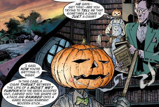 Что читать: 10 новых комиксов. Изображение № 8.