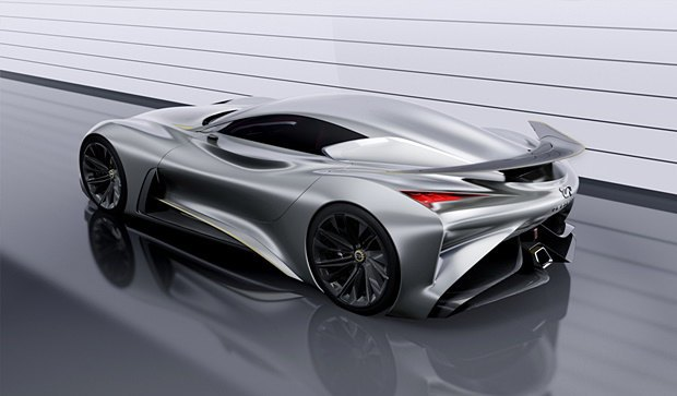 Концепт: суперкар Infiniti для игры Gran Turismo. Изображение № 6.