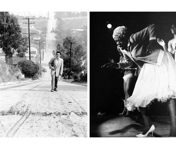 Знаменитости в объективах фотографов. Часть 2. Изображение № 111.