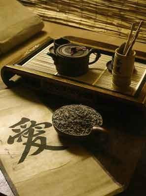 Секреты чайной церемонии для европейца. Изображение № 5.