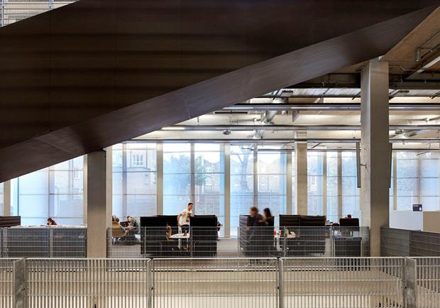 Здание Университета Гринвича / Heneghan Peng Architects. Изображение № 33.