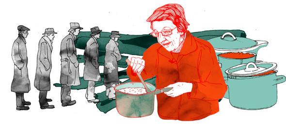 Городской художник Солнцев Глеб. Изображение № 6.
