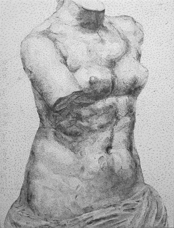 Мона Лиза из котиков или искусство по-японски. Изображение № 3.