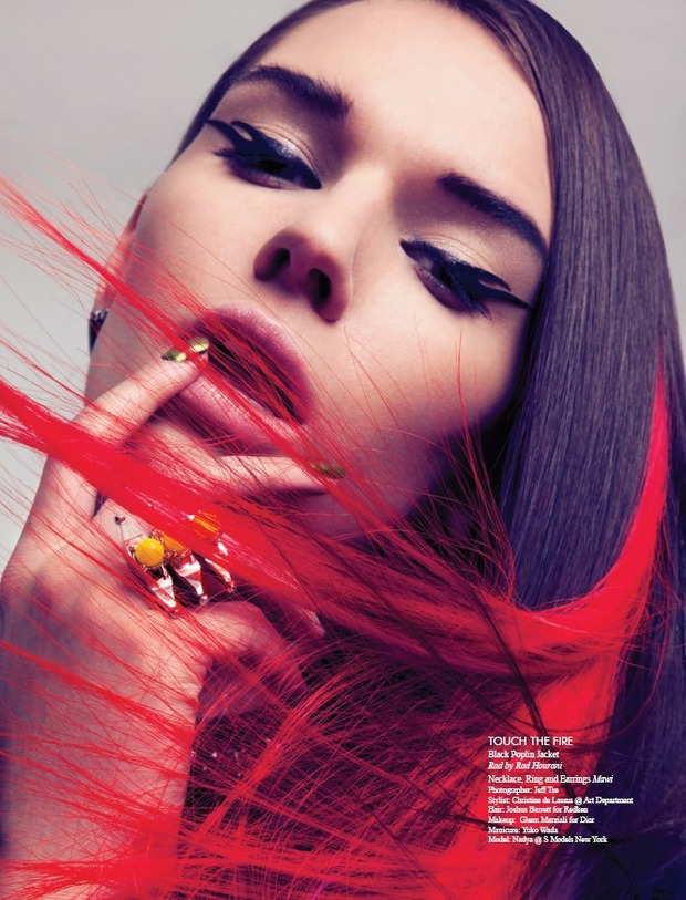 Печатный Fashion Gone Rouge. Изображение № 2.