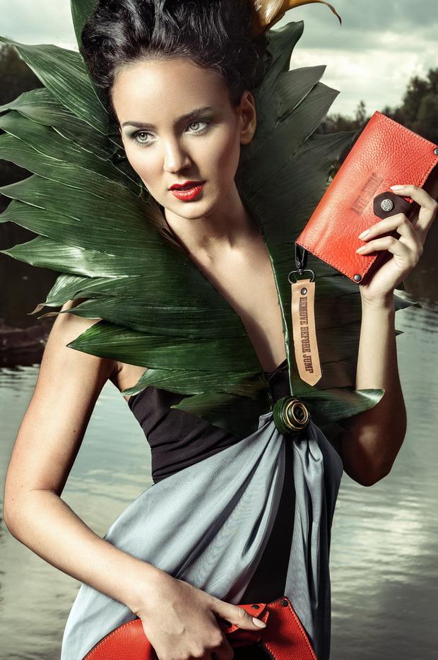 Лукбук кожаных сумок Ante Kovac. Изображение № 4.