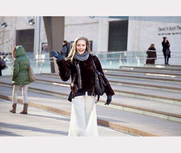Нерабочее время: Блоги об уличном стиле моделей. Изображение № 9.