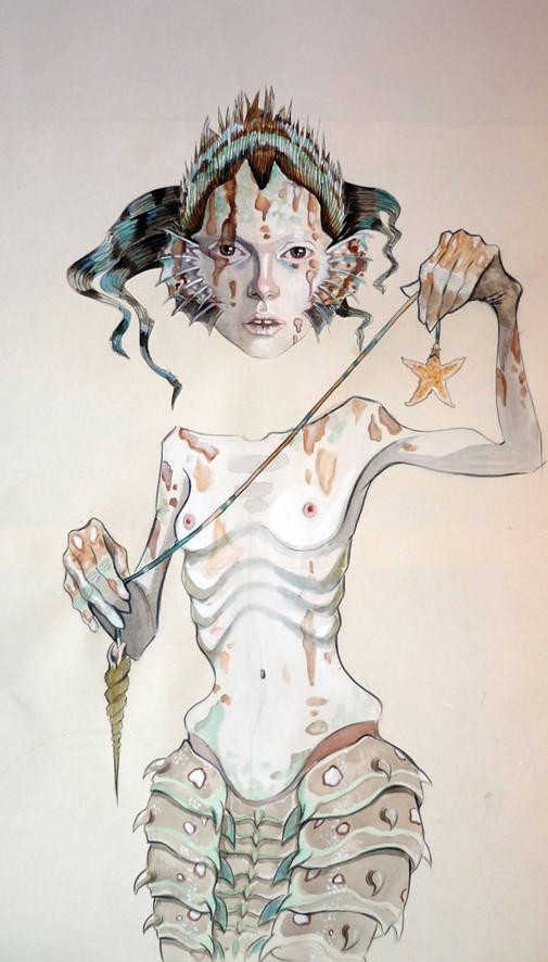 Изображение 16. Fashion-иллюстрационация от Anne Sofie Madsen.. Изображение № 16.