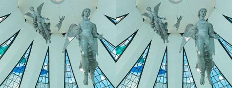 Главные здания Оскара Нимейера —теперь и в 3D. Изображение № 8.