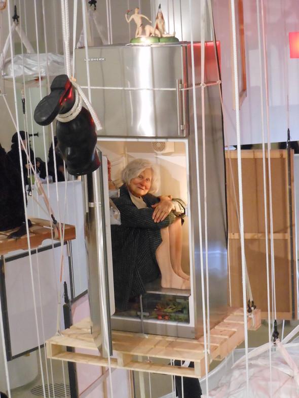 """Нью-Йоркская выставка Маурицио Каттелана """"Все"""". Изображение № 8."""
