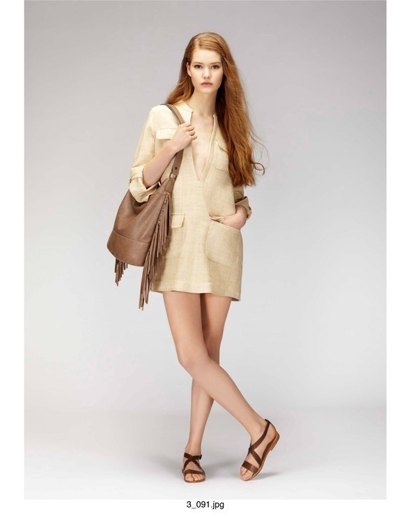 Look-book Gerard Darel SS2011. Изображение № 64.