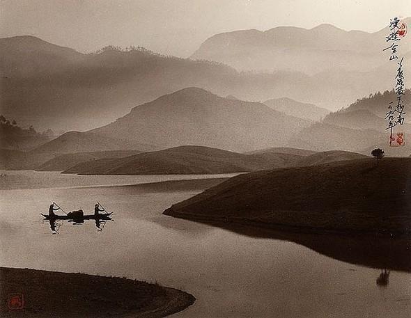 DonHong-Oai:медленной шлюпкой вКитай. Изображение № 10.