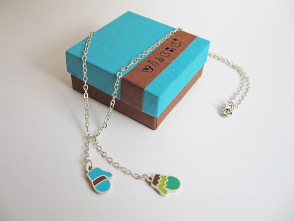 Изображение 11. Charm bracelet от Саши Кузьмичевой.. Изображение № 10.