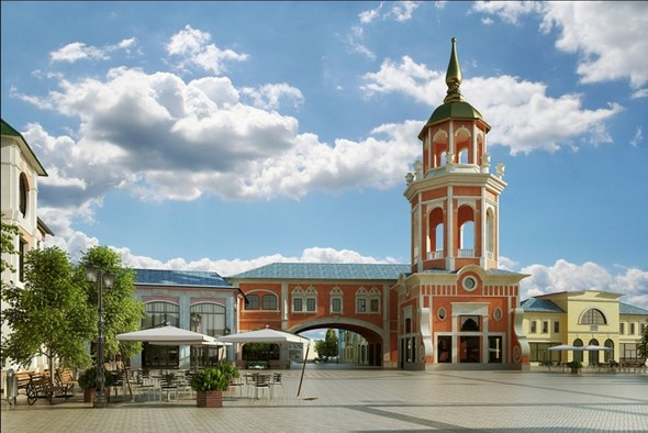 Outlet Village Belaya Dacha. Изображение № 2.