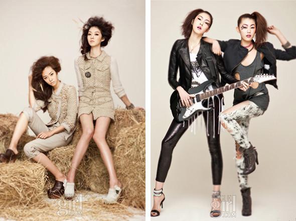 Новые лица: Хлое, Лорен и Со Янг. Изображение № 46.