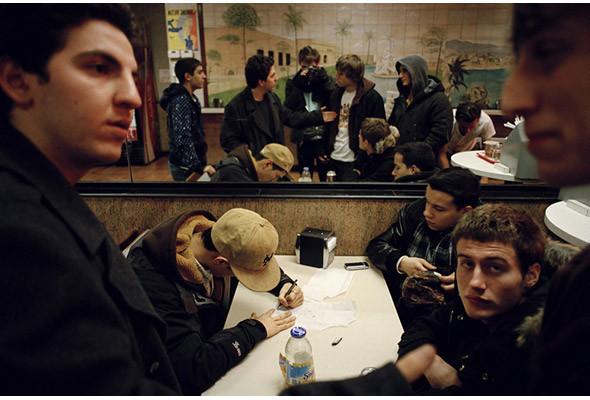 Классный час: Школьники в документальных фотографиях. Изображение № 146.