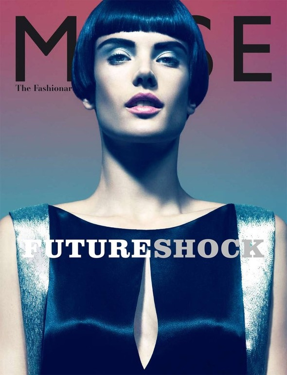 Обложки: D, Muse и Vanity Fair. Изображение № 3.