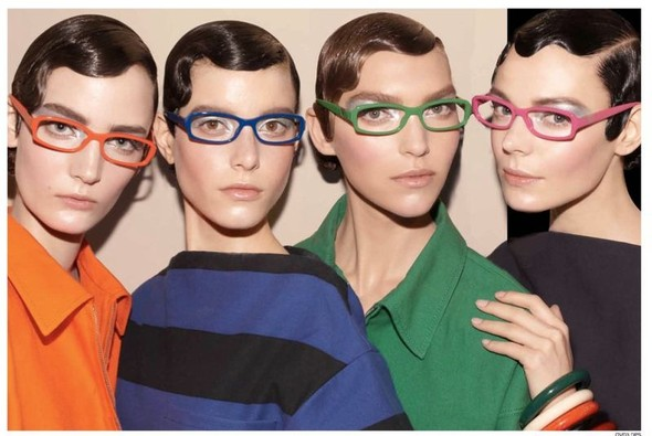 Вышло превью рекламной кампании Prada. Изображение № 6.