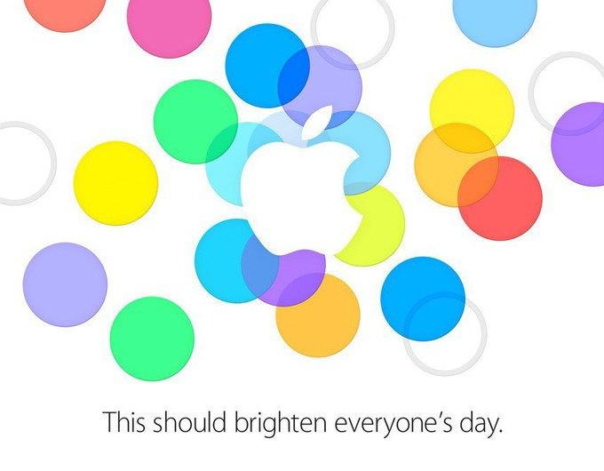 Apple разослала приглашения на презентацию нового iPhone. Изображение № 1.