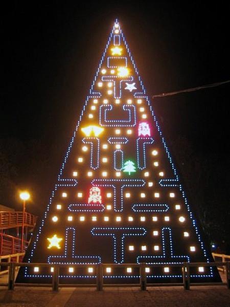 Самые необычные рождественские елки. Изображение № 12.