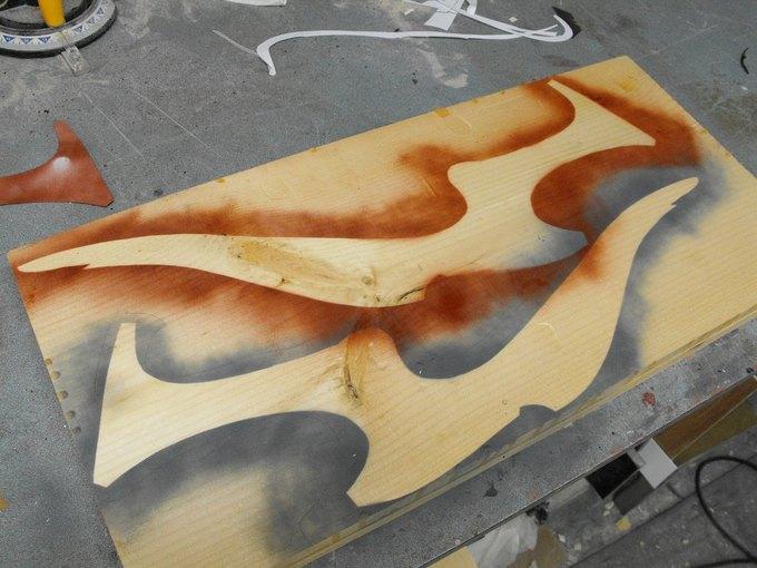 Дизайнер изготовил лук из Skyrim. Изображение № 3.