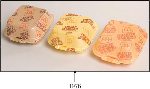Послание на упаковке: McDonalds. Изображение № 3.