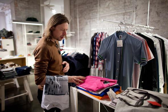 День с Питером Йенсеном: Разговоры о ретейле и шопинг в Москве. Изображение № 26.