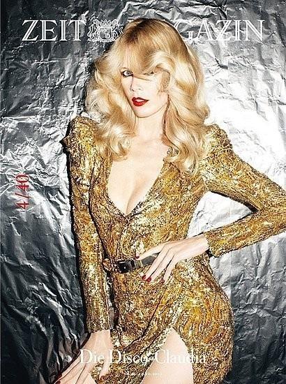 Изображение 9. Девять обложек - одно платье.. Изображение № 9.