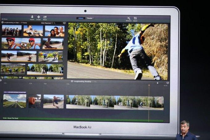 Трансляция: Apple представляет новые iPad и другие продукты. Изображение № 21.