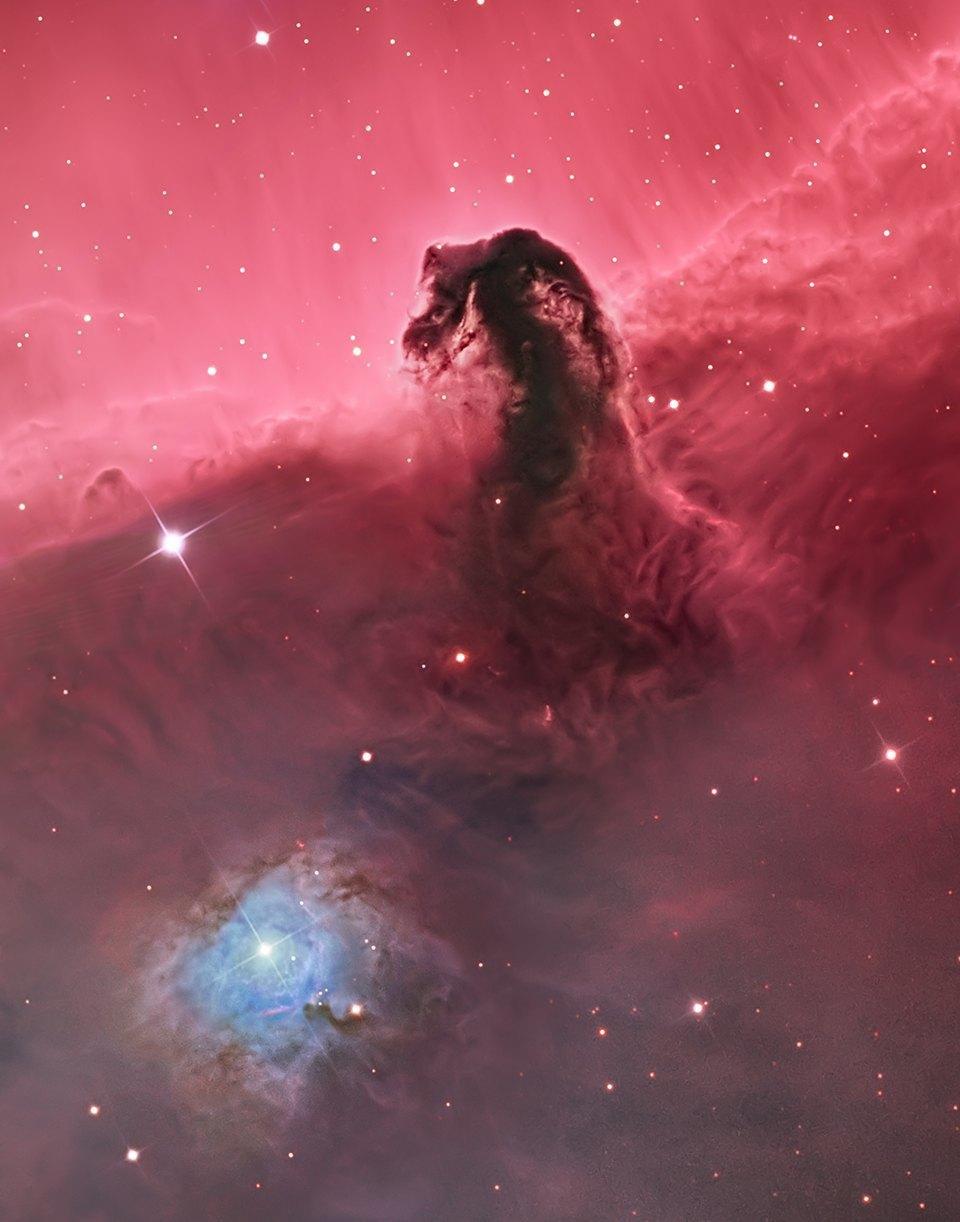 12 астрономических фотографий, от которых захватывает дух. Изображение № 3.