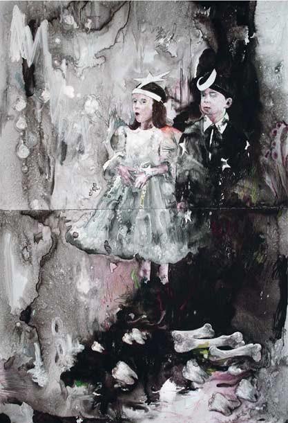 Checkpoint - выставка современной живописи. Изображение № 12.