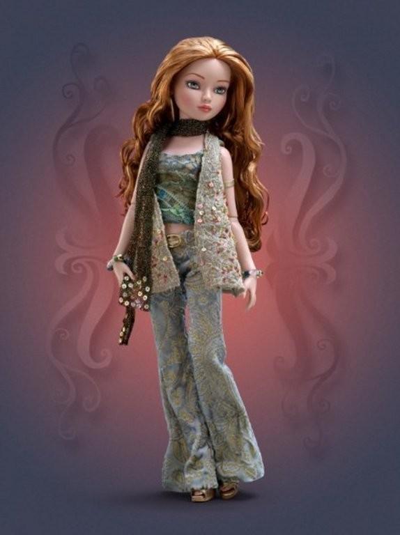 Изображение 10. Эллоувайн - fashion-кукла, ведущая блог.. Изображение № 11.