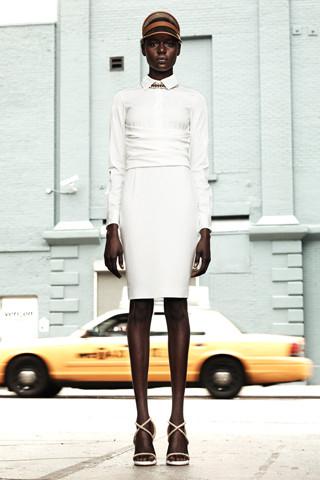 Изображение 19. Лукбуки Resort 2012: Givenchy, Lanvin.. Изображение № 19.