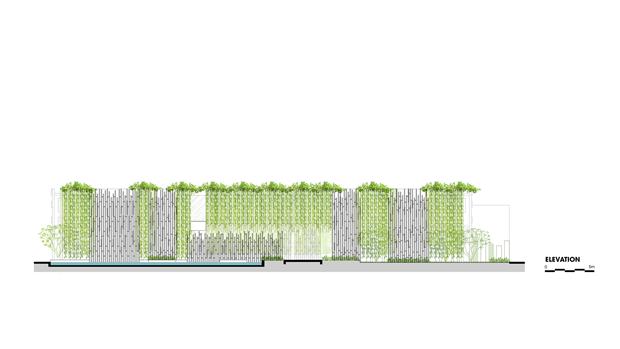 Архитектура дня: белый спа-центр во Вьетнаме с растениями на фасаде. Изображение № 27.