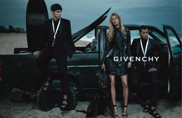 Кампания: Givenchy SS 2012. Изображение № 1.