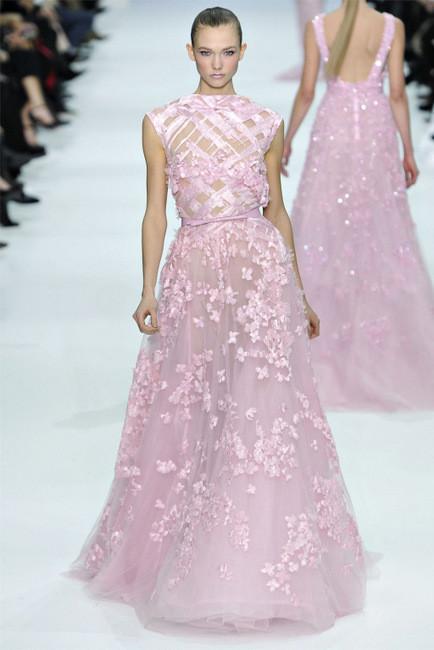 Elie Saab Spring 2012 Couture. Изображение № 16.